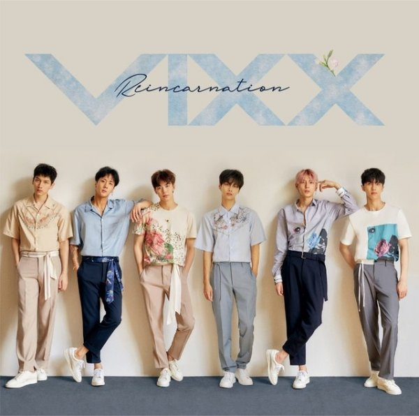 Album Reincarnation by VIXX