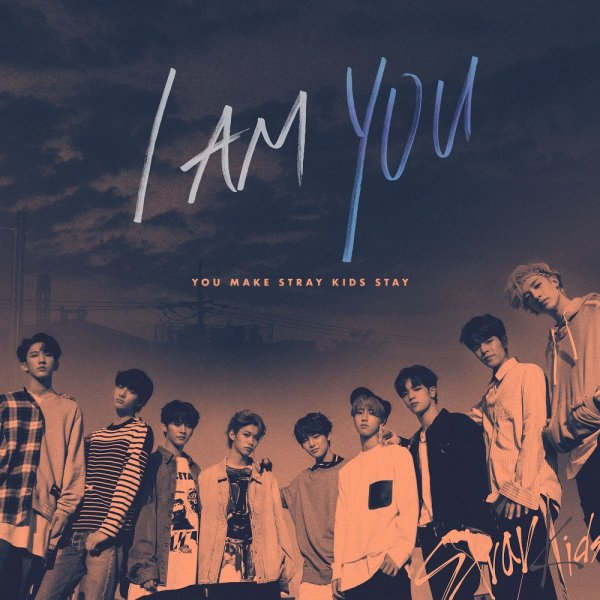 Mini album I Am YOU by Stray Kids