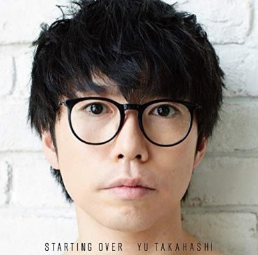 Album Starting Over by Yu Takahashi
