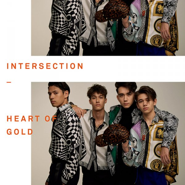 Heart of Gold by INTERSECTION