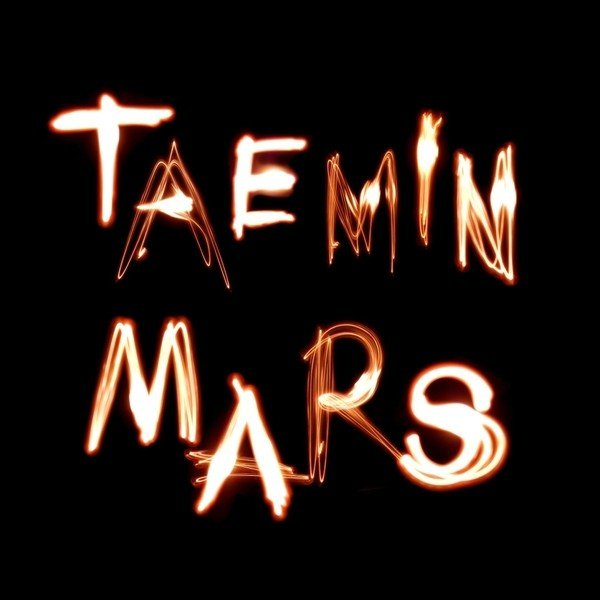 Single Mars (Japanese) by Taemin