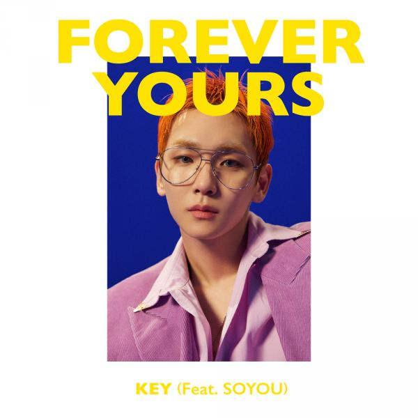 Single Forever Yours by Key