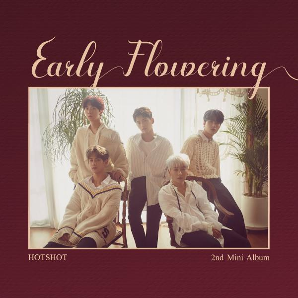 Mini album Early Flowering by HOTSHOT