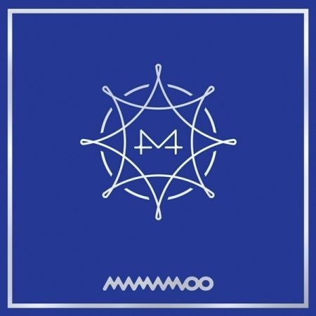 Mini album BLUE;S by MAMAMOO