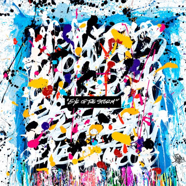 Album Eye of the Storm by ONE OK ROCK