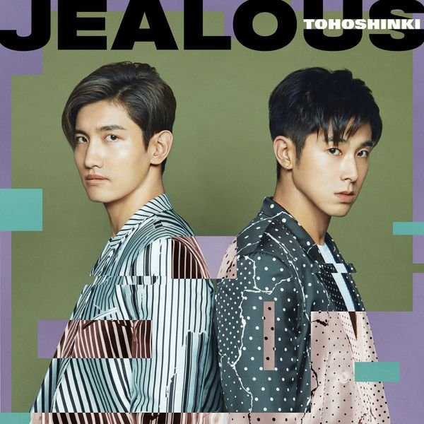 Single Jealous by Tohoshinki