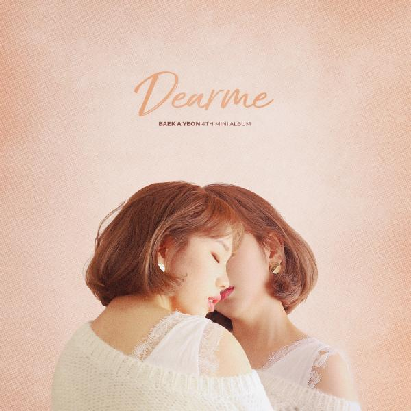 Mini album Dear Me by Baek Ah Yeon