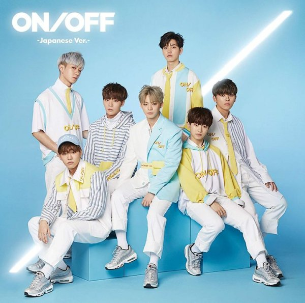 Single ON / OFF - Japanese Ver- by ONF