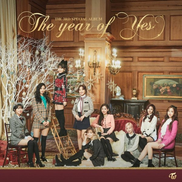 Album The Year of Yes by TWICE