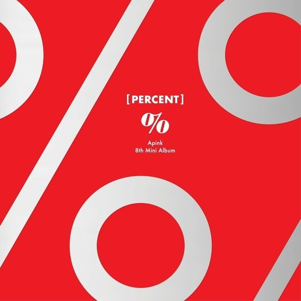 Mini album PERCENT by APink