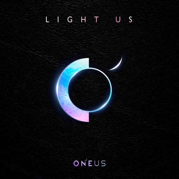 Mini album Light Us by ONEUS