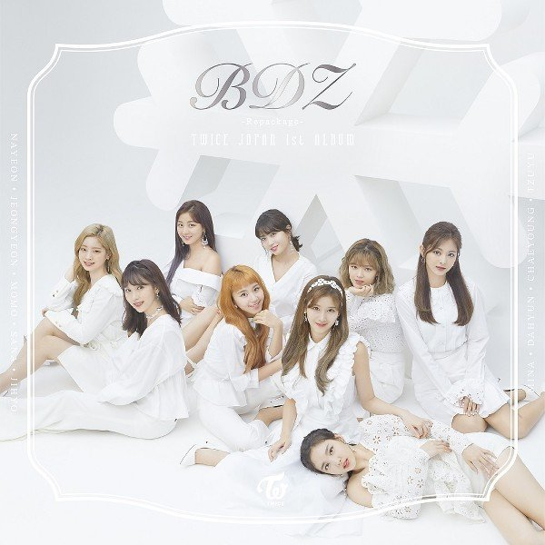 Album BDZ ~Repackage~ (Japanese) by TWICE
