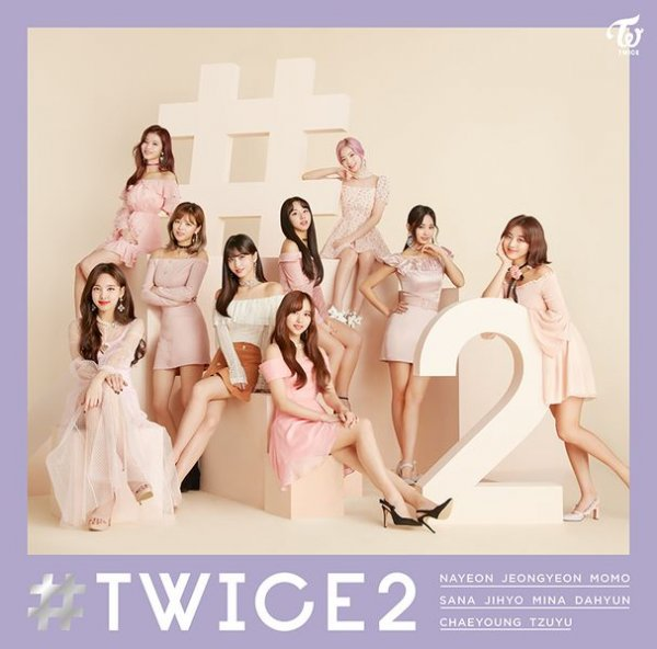Album #TWICE2 by TWICE