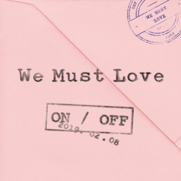 Mini album We Must Love by ONF