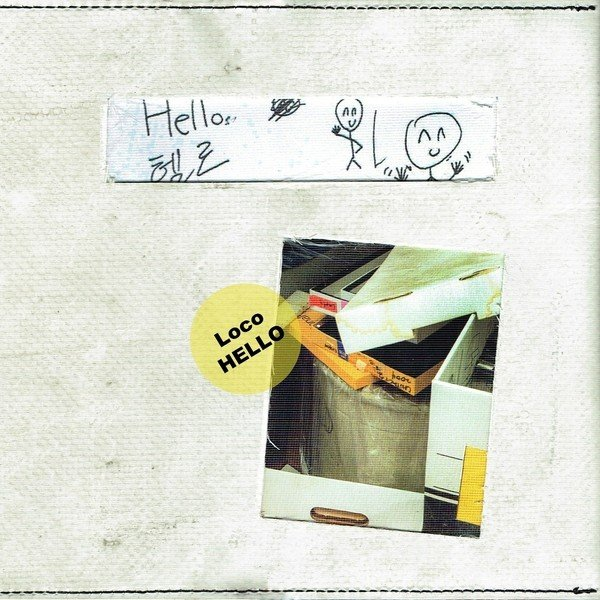 Mini album Hello by Loco
