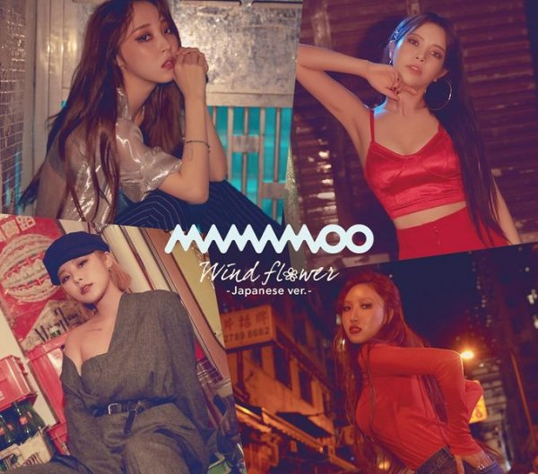 Single Wind flower by MAMAMOO