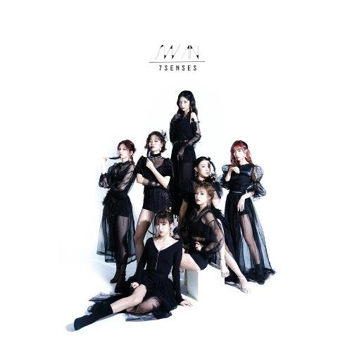 Mini album Swan by 7SENSES