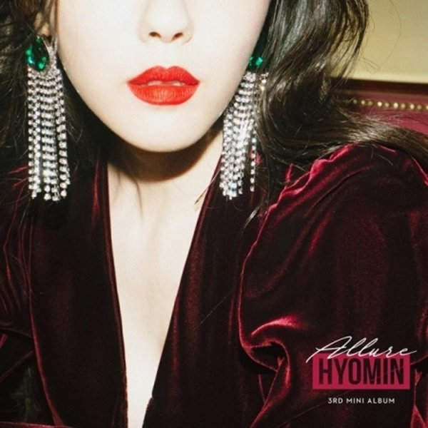 [Kpop][MV] Allure (입꼬리) by Hyomin With Lyrics