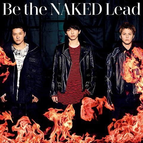 Single Be the NAKED by Lead