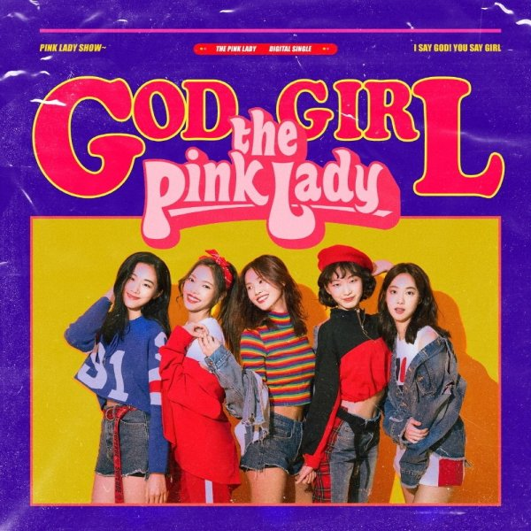 [Kpop][MV] God Girl by The Pink Lady