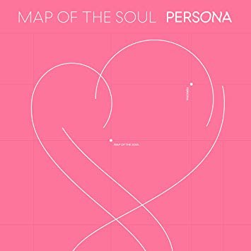 Album MAP OF THE SOUL : PERSONA by BTS