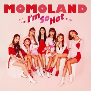 I'm So Hot -Japanese ver.- by Momoland