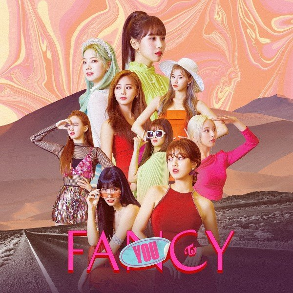 Mini album FANCY YOU by TWICE