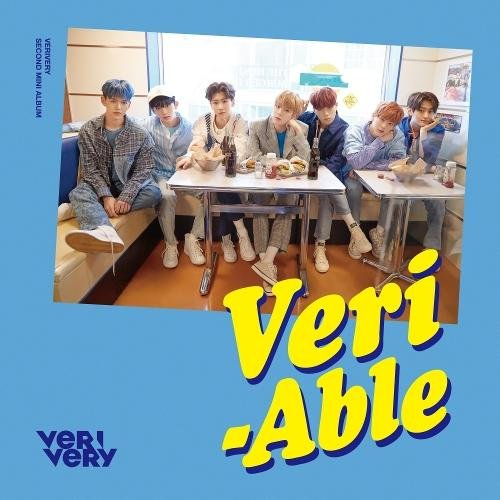 Mini album VERI-Able by VERIVERY