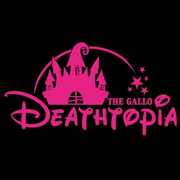 Single DEATHTOPIA by THE GALLO