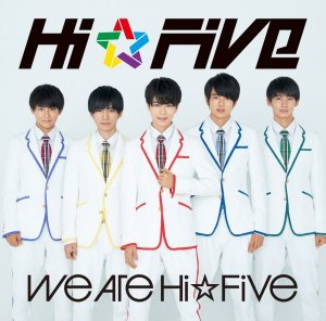 We are Hi☆Five by Hi☆Five
