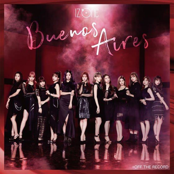 Single Buenos Aires by IZ*ONE