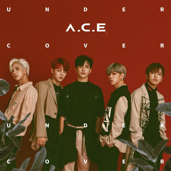 Mini album Under Cover by A.C.E (band)