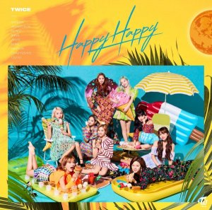 HAPPY HAPPY by TWICE