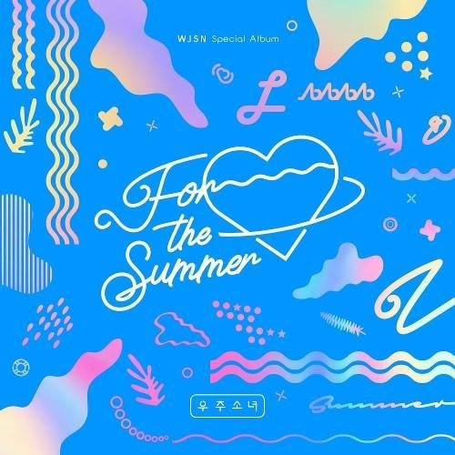 Mini album For the Summer by Cosmic Girls