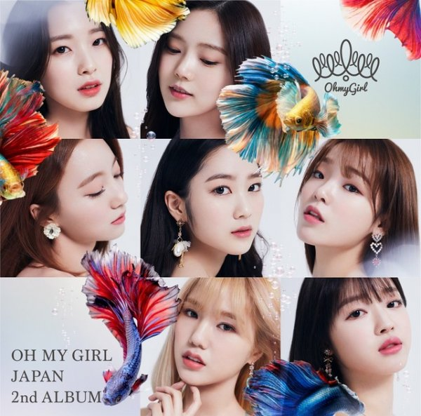 Album OH MY GIRL JAPAN 2nd ALBUM by Oh My Girl
