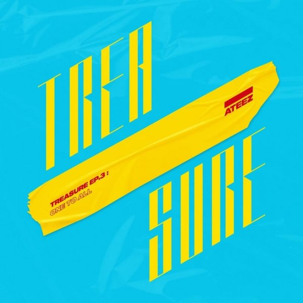 Mini album Treasure Ep.3 : One To All by ATEEZ