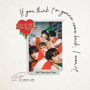 Don't Need Your Love (feat. HRVY) by NCT Dream