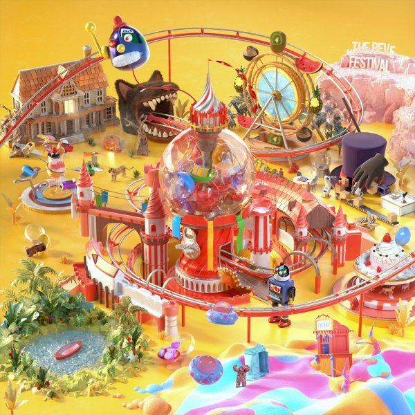 Mini album The ReVe Festival 'Day 1' by Red Velvet