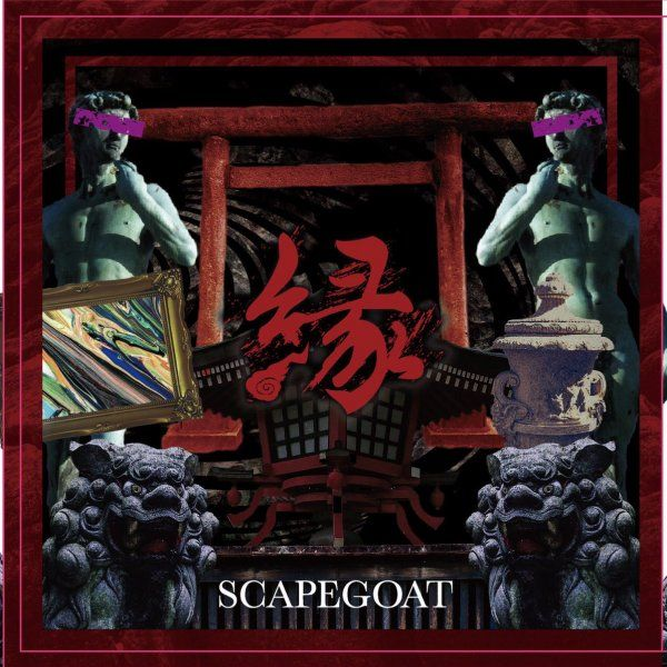 Single edge (縁) by SCAPEGOAT