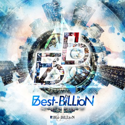 Album Best-BiLLioN by Blu-BiLLioN