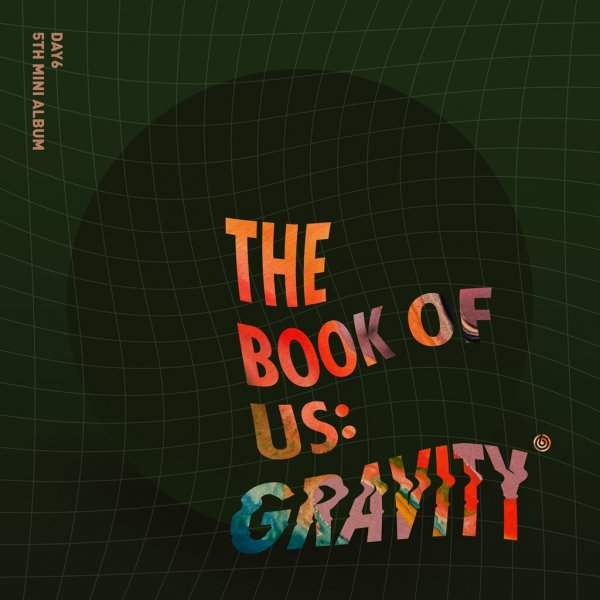 Mini album The Book of Us: Gravity by DAY6