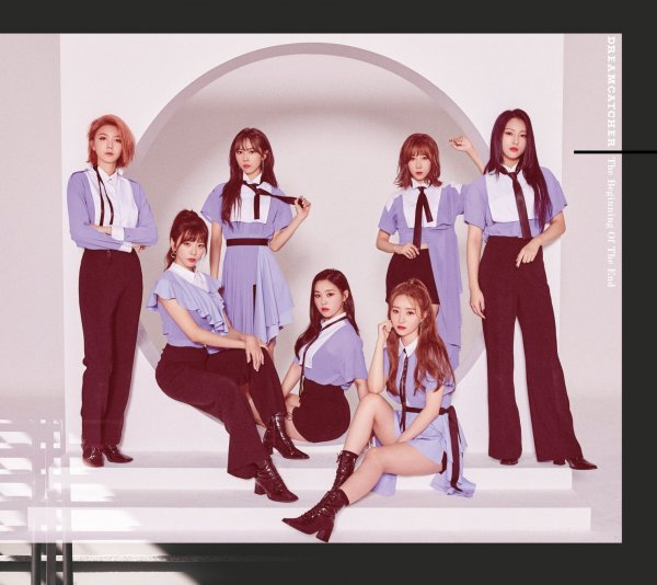 Album The Beginning Of The End by DREAMCATCHER