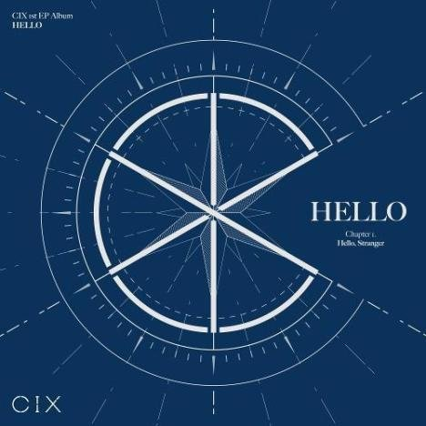Mini album 'Hello' Chapter 1. Hello, Stranger by CIX