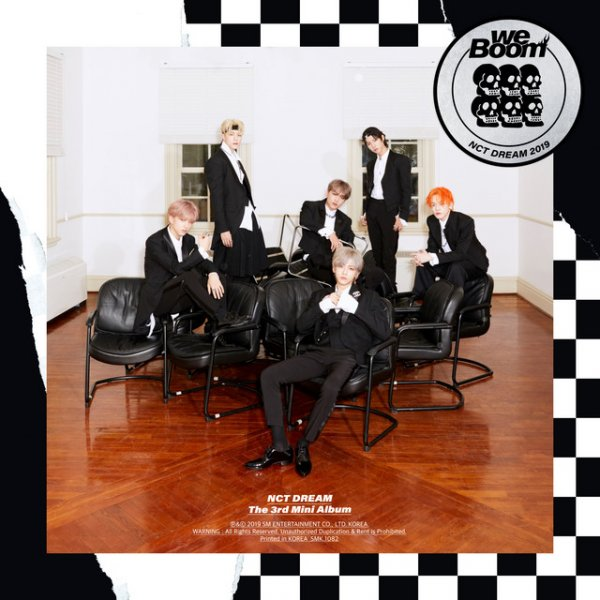 Mini album We Boom by NCT Dream