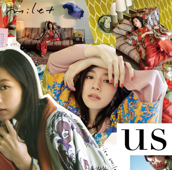 Single us by milet