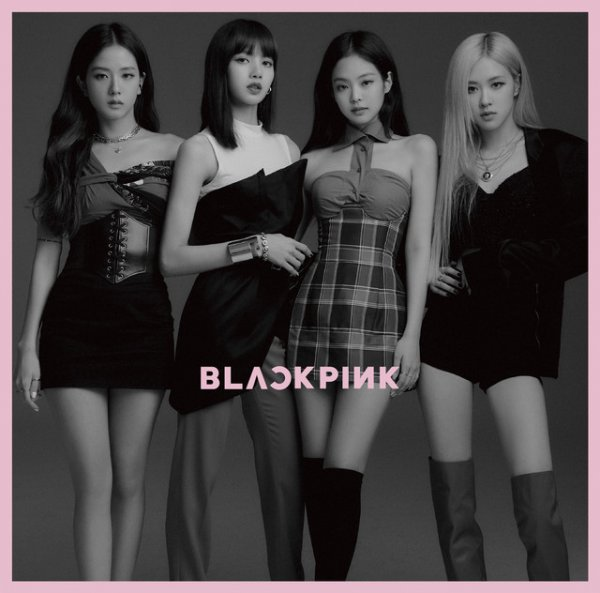 Single KILL THIS LOVE -JP Ver.- by BLACKPINK