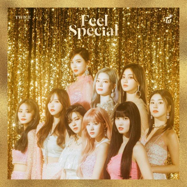 Mini album Feel Special by TWICE