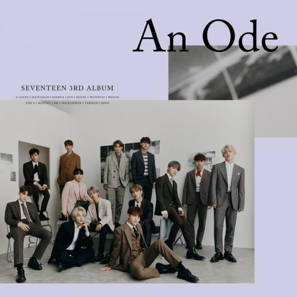 Album An Ode by SEVENTEEN