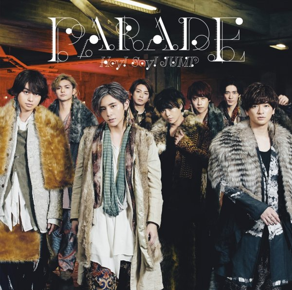 Album PARADE by Hey! Say! JUMP