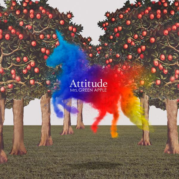 Album Attitude by Mrs. GREEN APPLE